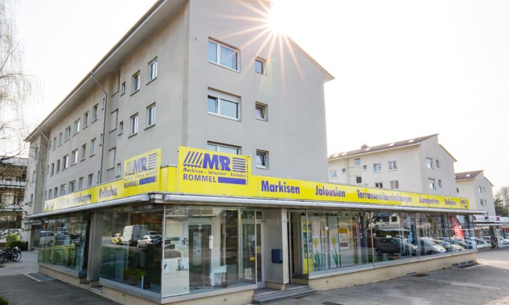 Markisen, Fenster, Haustüren u. v. m. | MR Rommel - Böblingen