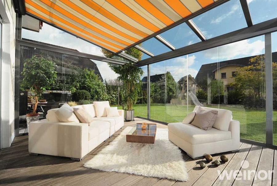 terrassen berdachung aus glas mr gruppe. Black Bedroom Furniture Sets. Home Design Ideas