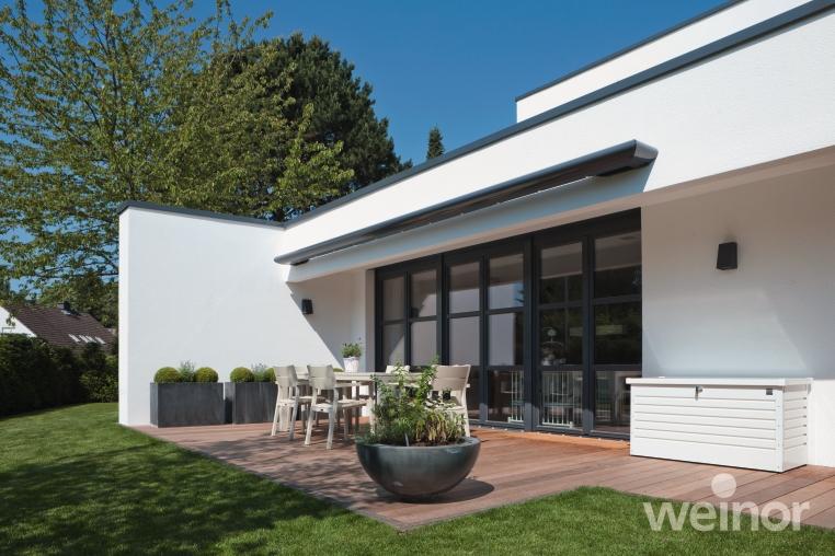 Moderne Markisen Markisen Als Sonnenschutz F R Terrasse